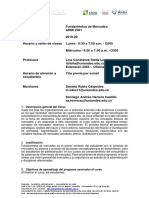 Programa Fundamentos de Mercadeo - Lina C Stella 2019 - 20- S6(1)