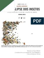 O apocalipse dos insetos_revista piauí