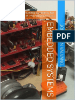Embedded Systems, Real-time Operating Systems for Arm Cortex-M Microcontrollers Volume 3 Fourth Edition by Jonathan W. Valvano