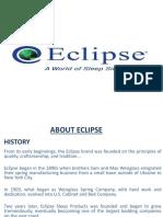 Best luxury mattress brand in India – Eclipse International