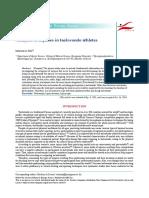 Analysis of injuries in taekwondo athletes.pdf