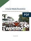 A Social Media Revolution