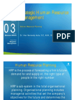 PPT Strategic Human Resource Management [TM3]