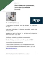Microscopio Optico Operatorio Endodoncia