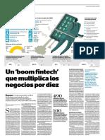 Un Boom Fintech Que Multiplica Los Negocios Por Diez