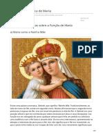 Uma Defesa Bíblica de Maria