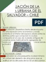 El Salvador - Chile