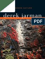 Modern Nature - Derek Jarman