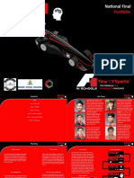 F1 in schools enterprise portfolio