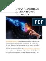 HOW HUMAN-CENTRIC AI WILL TRANSFORM BUSINESS.pdf
