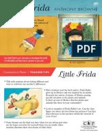 Little Frida Teacher Tip Card