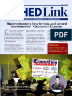CHEDLink October December 2016