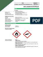 F0175 Ficha Tecnica y Hoja de Datos de Seguridad Del GLP (1)
