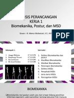 APK Kel 1 - Biomekanika