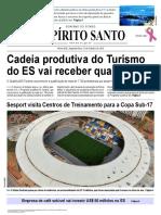 Espirito Santo - Diario Oficial 2019-10-21 Pag 1