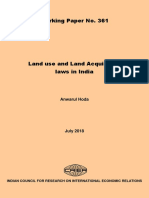 Working Paper 361 Land Acqui