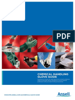Chemical Handling Glove Guide