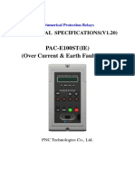 PAC_E100ST Technical_Spec_V1.20(20180320)