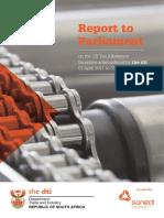 Tax Incentives Report 2 Dti SANEDI