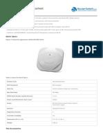 Air Cap1602i n k9 Datasheet