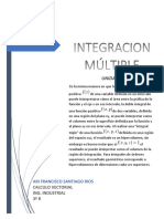 INTEGRACION MULTIPLE