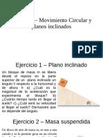 C6 Planos Inclinados Movimiento Circular Alvaro Marino