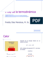 1 Ley Termodinámica-Calor