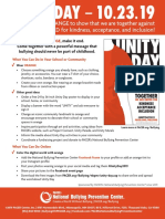 Unity Day 2019 Flyer
