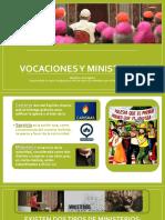 VOCACIONES Y MINISTERIOS.ppt