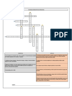 Crucigrama Dfi