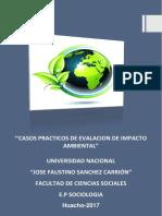 Casos Practicos de Evalacion de Impacto Ambiental