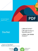 Spanish Open Session - DevNet.ppt