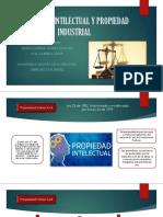 Propiedad Intilectual y Propiedad Industrial.pptxjessica Gomez