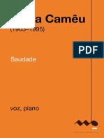 Helza Camêu - Saudade