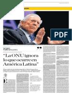 La ONU Ignora Lo Que Ocurre en América Latina