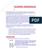El Plan de Cuentas Para Empresas Del Sistema Deberán Ser Observados en Forma Obligatori1