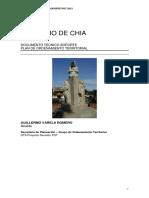 Documento Tecnico de Soporte Chía