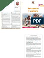 Territorio Cultura Unidad 3 Portafolio 3 Avanzado