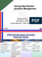 06 - EPRI Project Status