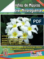 Biografias de Autores Nicaraguenses