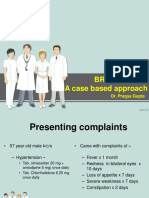 Brucellosis case