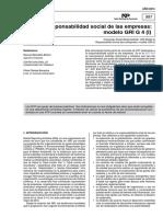 Responsabilidad Social Modelo GRI G 4 Resp.pdf