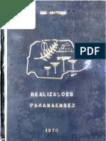 Realizações Paranaenses 1970