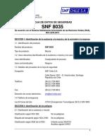 Hds Snf 8035