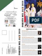 Programa Jazz 2019