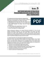 Keterpaduan Rencana Kabupaten Deli Serdang
