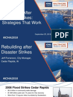 Rebuilding After Disaster Strikes_all Slides