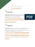 116459758 Tipos de Aviones