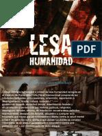 Crimes de Lesa Humanidad.pptx