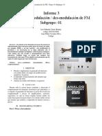 modulador y demodulador